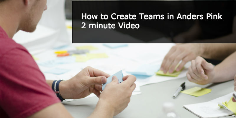 create teams